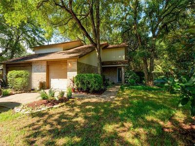 Single Family Home For Sale: 1506 Aquifer Cv #B