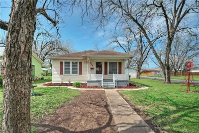 Smithville Single Family Home For Sale: 509 Whitehead St