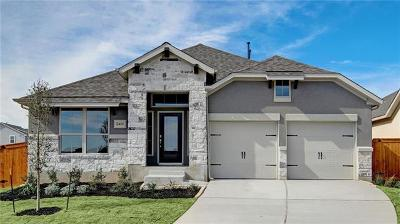 Leander Single Family Home For Sale: 2401 Burberry Ln