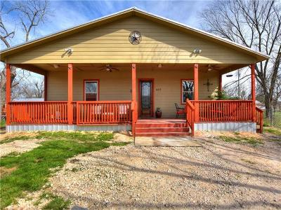 Williamson County Single Family Home For Sale: 403 S Commerce