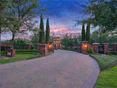 Austin Single Family Home For Sale: 13117 Zen Gardens Way