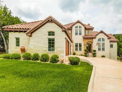 Jonestown Single Family Home For Sale: 7303 Matisse Pointe Dr