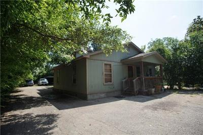 Austin Single Family Home For Sale: 2819 Garwood St