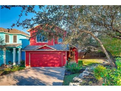 Travis County Single Family Home Pending - Taking Backups: 1403 N Cuernavaca Dr #B-17
