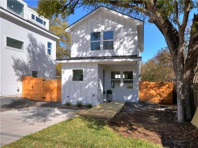 Austin Single Family Home For Sale: 3100 Northeast Dr #B