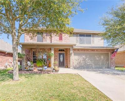 Buda Single Family Home For Sale: 1321 Stone Rim Loop