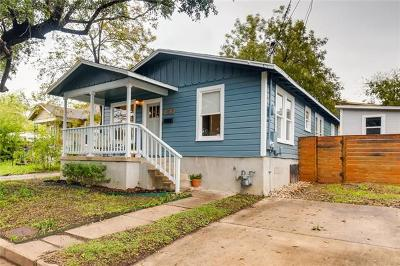 Austin Single Family Home Pending - Taking Backups: 1707 Clifford Ave