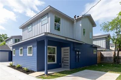 Condo/Townhouse For Sale: 1144 Gunter St #201