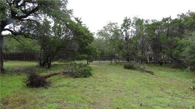 Wimberley Residential Lots & Land For Sale: 18 Pecos Dr