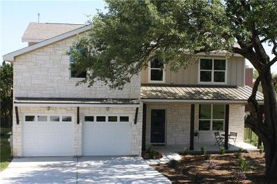 Austin Single Family Home For Sale: 3001 Lawrence Dr