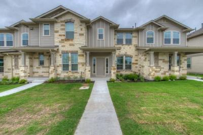 Pflugerville Condo/Townhouse Pending - Taking Backups: 511 N Heatherwilde Blvd