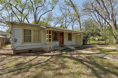 Austin Single Family Home For Sale: 906 Koerner Ln