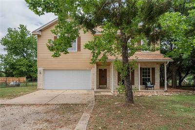 Georgetown Single Family Home Pending - Taking Backups: 2110 Fm 3405