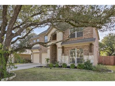 Leander Single Family Home For Sale: 1921 Mary Ella Dr