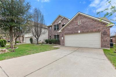 Austin Single Family Home For Sale: 9229 Castle Pines Dr