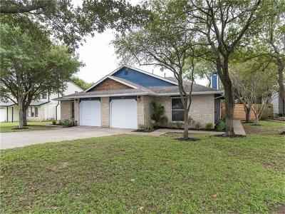 Round Rock Multi Family Home For Sale: 405 Cypress Ln