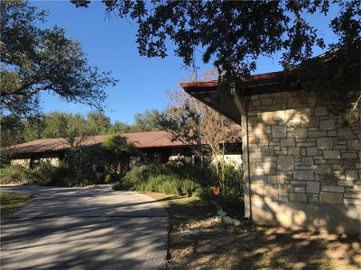 Travis County Single Family Home Pending - Taking Backups: 11110 Fitzhugh Rd