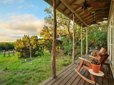 Wimberley Single Family Home For Sale: 2000 Fischer Store Rd