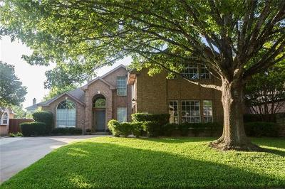 Pflugerville Single Family Home For Sale: 806 Cornell Dr