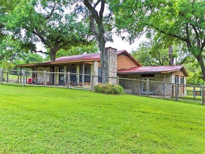 Lockhart Single Family Home For Sale: 1525 N Colorado St