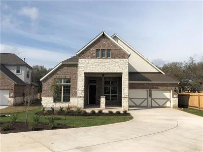 Leander Single Family Home For Sale: 116 Redtail Ln