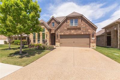 Liberty Hill Single Family Home Pending - Taking Backups: 108 Rhinestone Cv