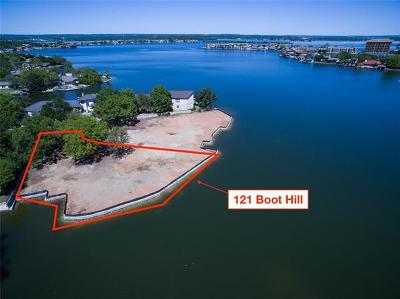 Horseshoe Bay Residential Lots & Land For Sale: 121 Boot Hill Dr