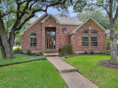 Single Family Home For Sale: 4801 Misty Brook Cv