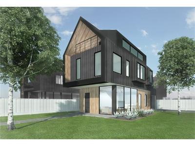 Austin Single Family Home For Sale: 917 James St