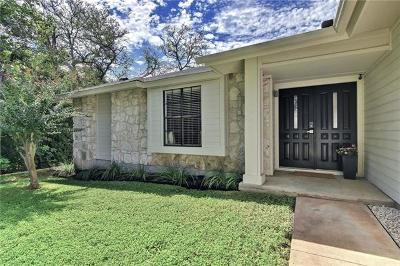 Austin Single Family Home For Sale: 4607 Saloma Pl