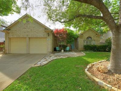 Cedar Park Single Family Home Coming Soon: 915 Woodhollow Ln