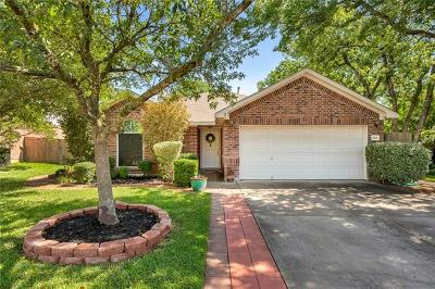 Pflugerville Single Family Home Pending - Taking Backups: 206 E Oxford Dr