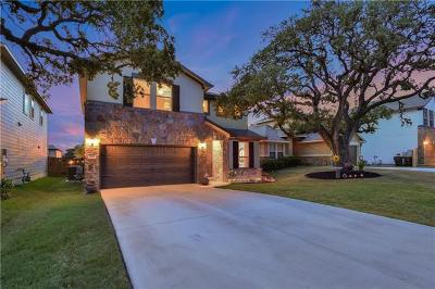 Hays County, Travis County, Williamson County Single Family Home For Sale: 208 Anacua Loop
