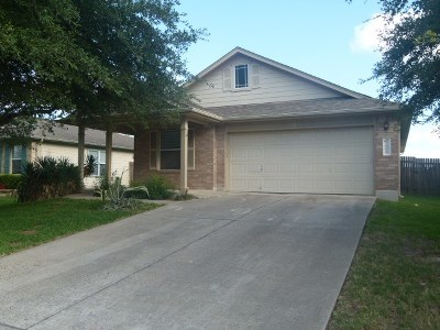 Austin Single Family Home For Sale: 5808 Speyside Dr