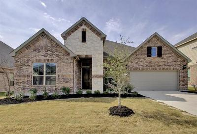 Pflugerville Single Family Home For Sale: 3909 Octavia Dr