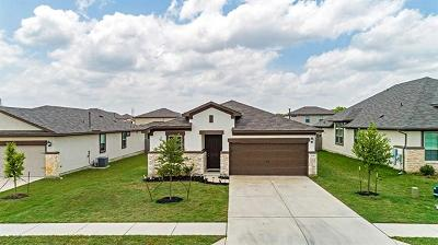 Round Rock Single Family Home For Sale: 5758 Porano Cir