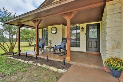 Georgetown Single Family Home For Sale: 2895 Cedar Hollow Rd