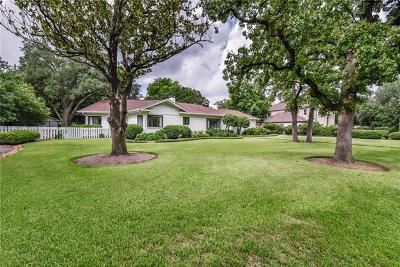 Travis County Single Family Home Pending - Taking Backups: 2407 McCullough St