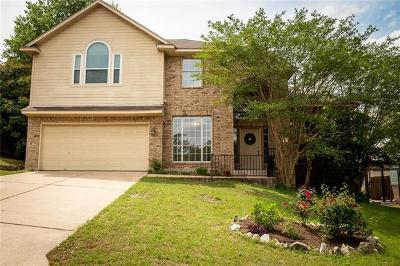 Hays County, Travis County, Williamson County Single Family Home For Sale: 7208 Breezy Pass Cv