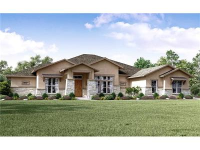 Dripping Springs Single Family Home For Sale: 435 Lloyd Ln