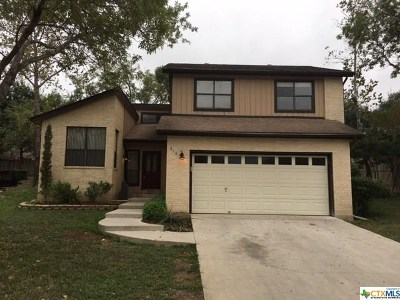 New Braunfels Rental Pending - Taking Backups: 614 Riverside