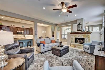 Cedar Park Single Family Home For Sale: 1412 Ambling Trl