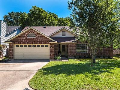 Single Family Home For Sale: 618 Kingfisher Creek Dr