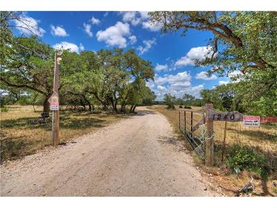 Driftwood Residential Lots & Land For Sale: 750 Bronco Ln