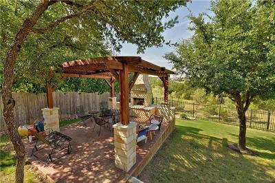 Spicewood Single Family Home For Sale: 21908 Rock Wren Rd