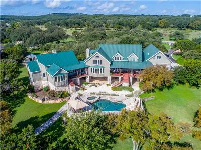 Single Family Home For Sale: 1001 Cat Hollow Club Dr