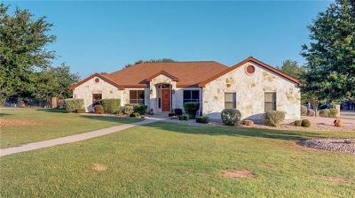Georgetown Single Family Home For Sale: 245 Sebastian Ln