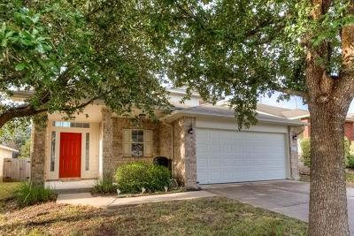 Hays County, Travis County, Williamson County Single Family Home Pending - Taking Backups: 11302 Jim Thorpe Ln