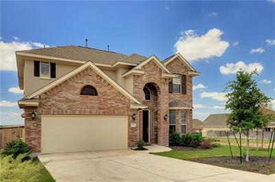 Leander Single Family Home For Sale: 2921 Scout Pony Dr