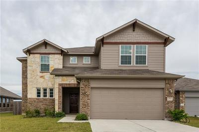 Hutto Single Family Home Pending - Taking Backups: 119 Plantain Dr